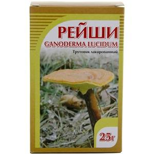 TML Reishi sušená drcená houba (lesklokorka lesklá) 25g