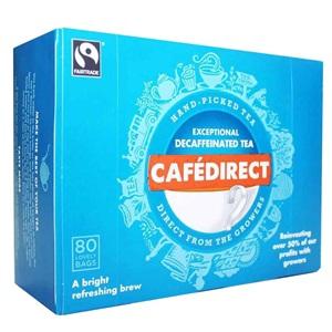 Cafédirect Kenya černý čaj bez kofeinu 80x2g
