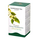 Hampstead Tea London selekce zelených čajů BIO 20ks