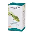 Hampstead Tea London zelený čaj s kakaovými slupkami BIO 20ks
