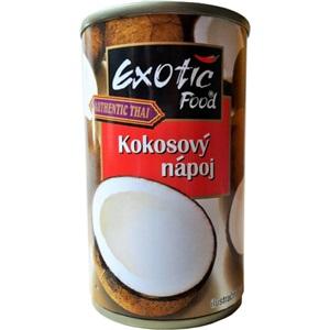 Exotic Food Kokosové mléko 160ml
