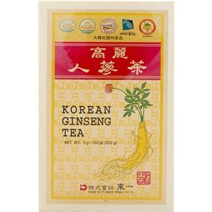 Nokchawon Ženšenový čaj granulovaný dárkový 100x3g