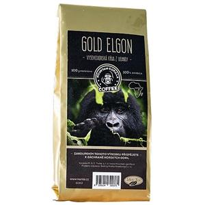 Mountain Gorilla Gold Elgon zrno 100g