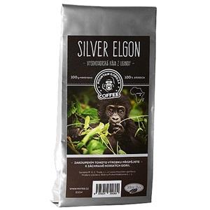 Mountain Gorilla Silver Elgon zrno 100g