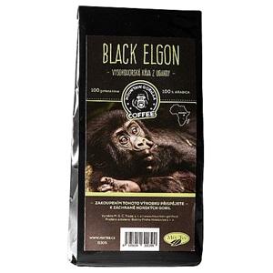 Mountain Gorilla Black Elgon zrno 100g