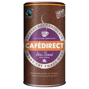 Cafédirect Sao Tomé horká čokoláda 300g