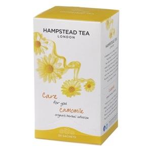 Hampstead Tea London heřmánkový čaj BIO 20ks