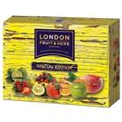 London Fruit & Herb sada ovocných čajů žlutá 30x2g
