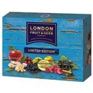 London Fruit & Herb sada ovocných čajů modrá 30x2g