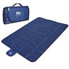 Miu Color pikniková deka dvouvrstvá 145x200cm tmavě modrá