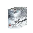Basilur Winter Tea černý čaj s brusinkou plech 100g