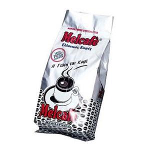 Melcafé originální řecká mletá káva Mocca 500g
