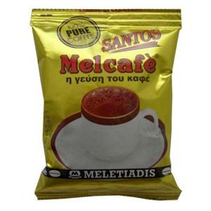 Melcafé originální řecká mletá káva 100% Gold Santos 100g