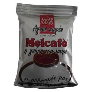 Melcafé originální řecká mletá káva středně silná 100g