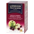 London Fruit & Herb čaj jablko s višní 20x2g