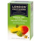 London Fruit & Herb zelený čaj s mangem 20x2g
