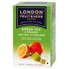 London Fruit & Herb zelený čaj s pomerančem 20x2g