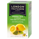 London Fruit & Herb zelený čaj s citrónem 20x2g