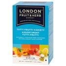 London Fruit & Herb výběr ovocných čajů Tutti Frutti 20x2g