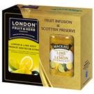 Mackay's London Citrón a limetka a citrónová zavařenina 340g