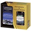Mackay's London Borůvka a borůvkový džem 340g