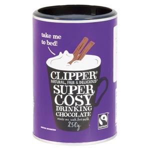 Clipper instantní čokoládový nápoj fairtrade 250g