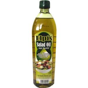 Elpis salátový olej PET 1000ml