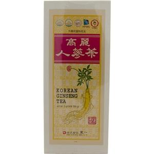 Nokchawon Ženšenový čaj granulovaný dárkový 50x3g