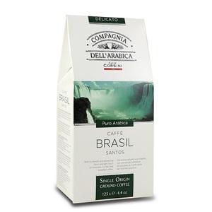 Corsini Brasilie Santos mletá 125g