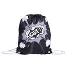 Shake-It batoh černobílý