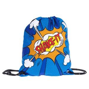 Shake-It batoh modrooranžový