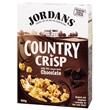 Jordans Country Crisp Cereálie s čokoládou 500g