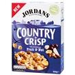 Jordans Country Crisp cereálie s ovocem a ořechy 500g