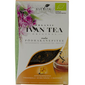 Ivan-Tea kurilský čaj s rakytníkem 50g