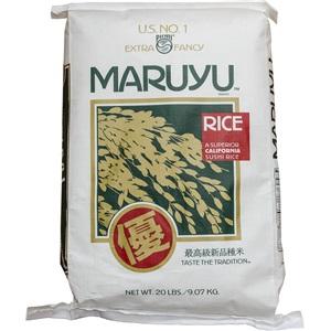 Maruyu premiová sushi rýže 9kg