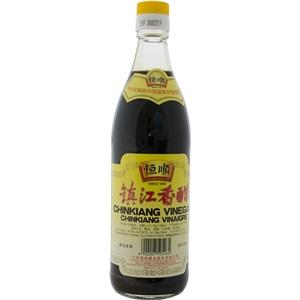 Hengshun Čínský černý ocet 550ml