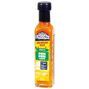 Encona Peri Peri chilli omáčka 142ml