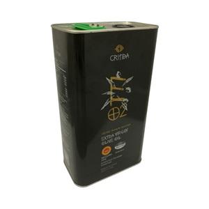 Critida Messara PDO olivový olej plech 3000ml