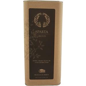Sparta luxusní olivový olej plech 5000ml