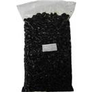 Ilida sušené olivy černé Thassos s peckou 5kg