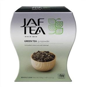 JAFTEA Gunpowder zelený čaj papír 100g