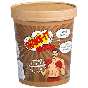 Shake-It Protein choco punch 400g