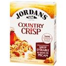 Jordans Cereálie s javorovým sirupem a pekan ořechy 550g