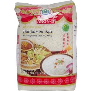 Aroy-D Jasmínová rýže voňavá 1kg