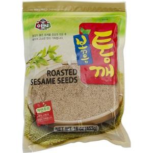 Rhee Bros sezamové semínko pražené 453g