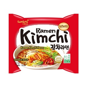 Samyang polévka Kimchi 120g