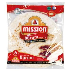 Mission Tortilly Dürüm 25cm 18ks