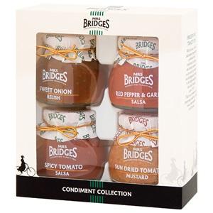 Mrs. Bridges Kořeněné omáčky v dárkové sadě 4ks 400g