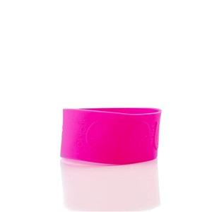 Equa silikonový pruh na láhve Active purpurový