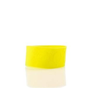 Equa silikonový pruh na láhve Active žlutý